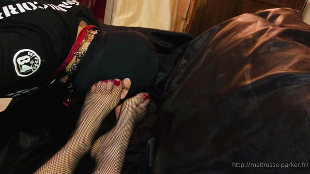 Mistress Andrea Parker - For Foot Lovers 00003