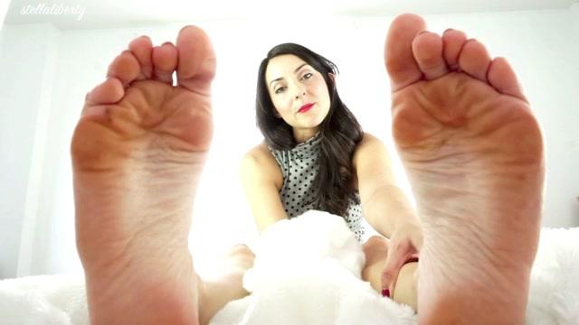 Mistress Stella Liberty In Scene: Sole Revenge by Girlfriend Adrian – STELLALIBERTYVIDEOS 00011