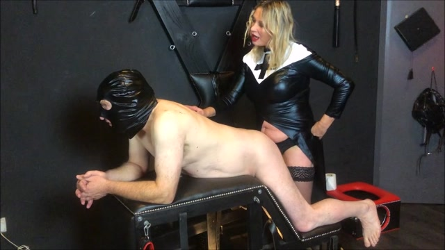 Mistress V - Taking My Slave With A Strapon – A Hard Fvcking – ELITE PRODOMME IN HUDDERSFIELD 00009