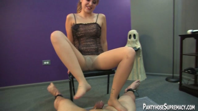 Pantyhose Supremacy - Take That Cock - Complete Movie 00004