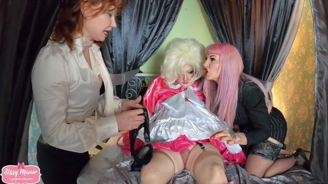Sissymanor Rinas Humiliation  Part 1 00012