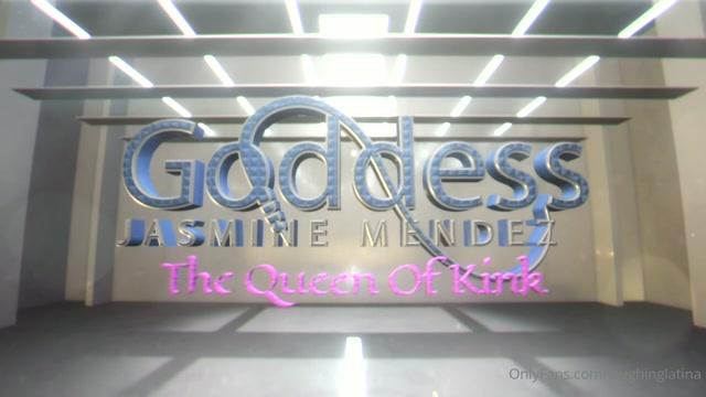 Goddess Jasmine Mendez - Barbie Pink Nails Seduction 00000