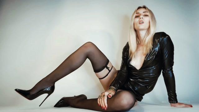 Mistress Euryale - Electro Chastity Sissy Slut 00008