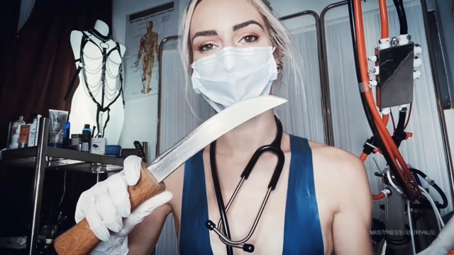 Mistress Euryale - Knifed and Castrated 00005