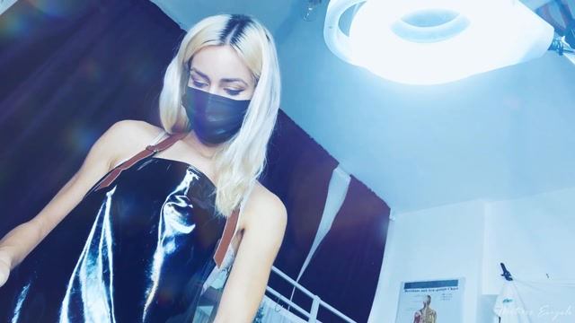 Mistress Euryale - Your one and only castration 00003