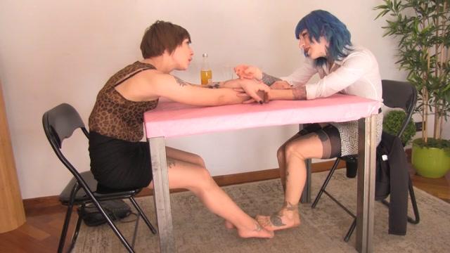Umiliati Offesi - The seductive feet 1 00005